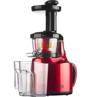 BOSCO BLF150 Slow/Cold Press Juicer. Great for a variety of fresh juices, home-made desserts and nut butters. http://www.boscoappliances.com/products/kitchen-appliances/blf150-slow-juicer