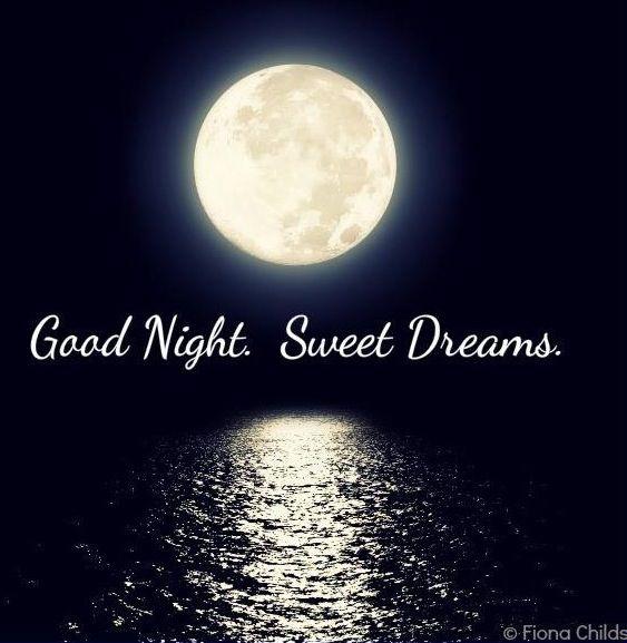 Good night via www.Facebook.com/FionaChilds