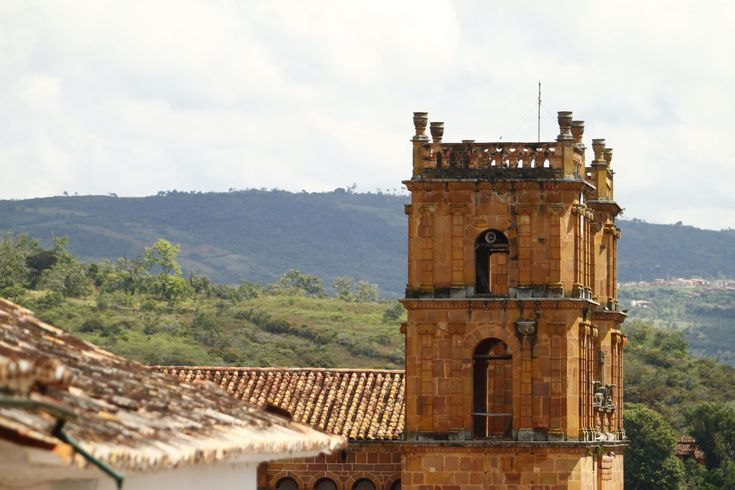 Ruta Bogotá a Barichara Santander