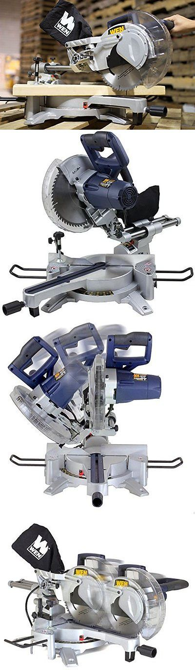 Miter and Chop Saws 20787: Wen 70716 10-Inch Sliding Compound Miter Saw, No Tax, Free Ship -> BUY IT NOW ONLY: $118.23 on eBay!