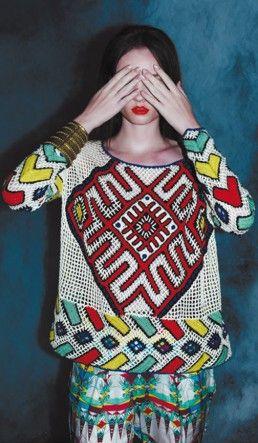 Tampico Sweater - Plümo Ltd