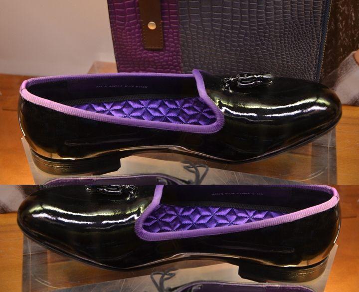 Reflections of Purple Rims