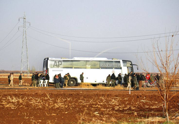 BEIRUT/December 30,2017(AP)(STL.News)— Dozens of Syrian militants and their families departed aboard buses from an area besieged by government forces near the Israeli-occupied Golan Heights early Saturday, part of a deal to clear yet another district from insurgents. The evacuations came as g... Read More Details: https://www.stl.news/dozens-militants-evacuated-from-southern-syria/58540/