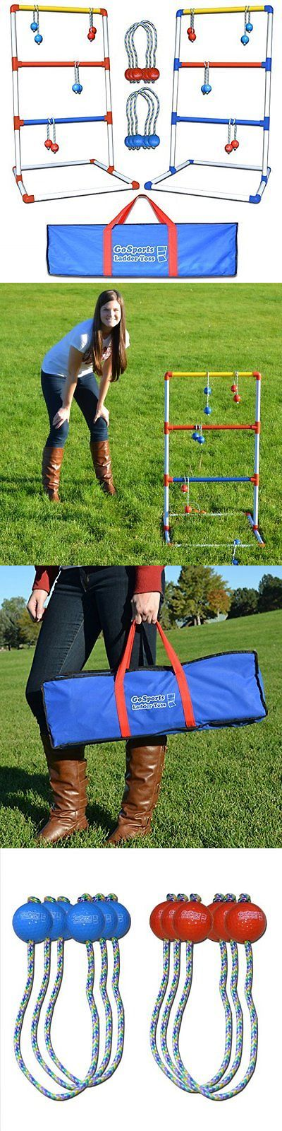 Other Backyard Games 159081: Gosports Premium Ladder Toss Game (Includes Carrying Case)...New BUY IT NOW ONLY: $45.7