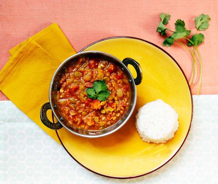 Vegan+linzen+curry+met+spliterwten+en+kruiden
