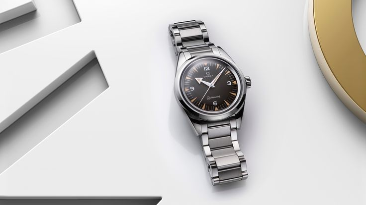 The Omega Railmaster 60th Anniversary Limited Edition