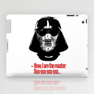 Darth Lecter/Hannibal Vader iPad Case by VINSPIRO - $60.00