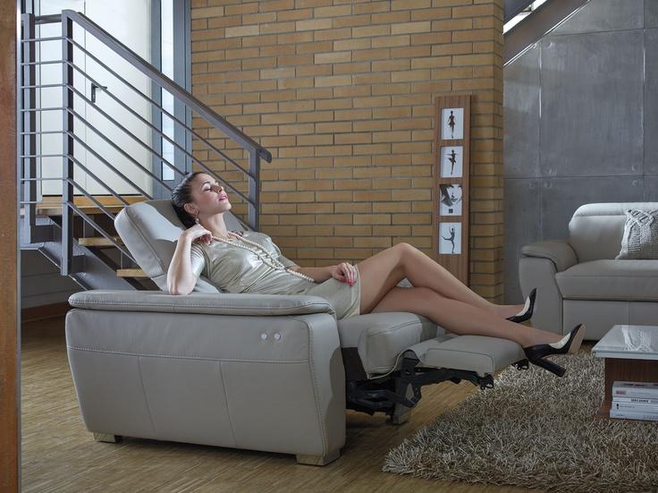 Kler Molto - W124 fotel / armchair