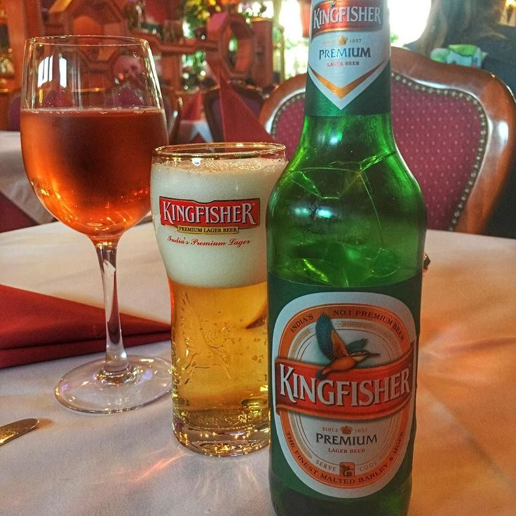 #indianfood @badshah #kingfisher #beer