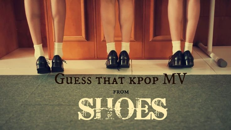 Guess That Kpop MV from SHOES