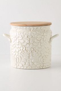 Verdant Bread Bin - contemporary - food containers and storage - by Anthropologie