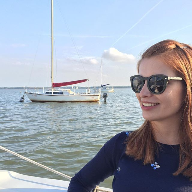 Beautiful day on board with Conqueror in Black Bamboo | #YachtClubAccessories #YCA #YachtClubShades |  _ _ _ _ _ _ _ _ _ _ _ _ _ _ _ _ _ _ _ _ _ _ _ _ _ _ _ _ _ _  YACHTCLUBACCESSORIES.COM   LINK IN BIO  info@yachtclubaccessories.com
