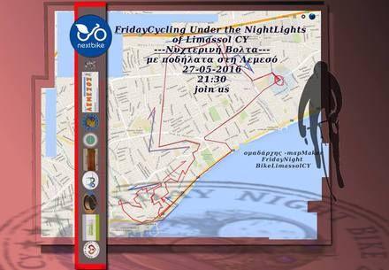 Ελάτε να απολαύσετε μια διαφορετική ποδηλασία στη Λεμεσό! #fridayfunday #TGIF #bike #Limassol #nextbike #Cyprus #lovecycling #bikeshare #cycle #healthytips #savemoney #savetime #fun
