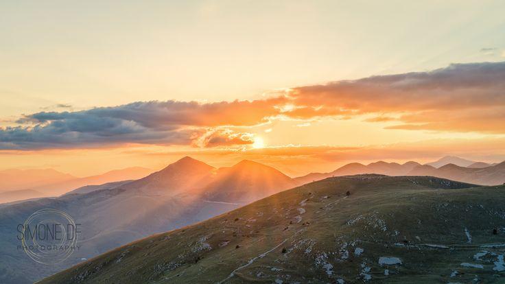 Simone Della Fornace Photography - Blog - Abruzzo #abruzzo #landscape #sonyalpha #sunset #italy