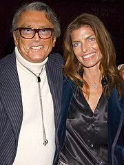 robert Evans and wife Victoria White O'Gara-#7