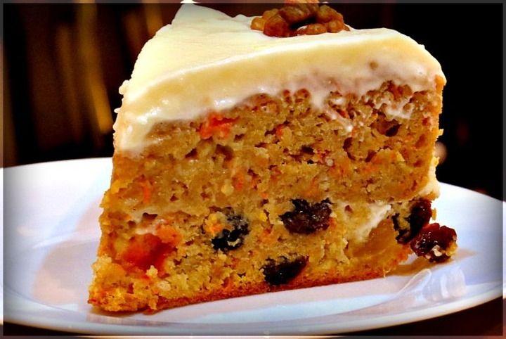 Тыквенно-морковный торт - рецепт - как приготовить - ингредиенты, состав, время приготовления - Леди Mail.Ru