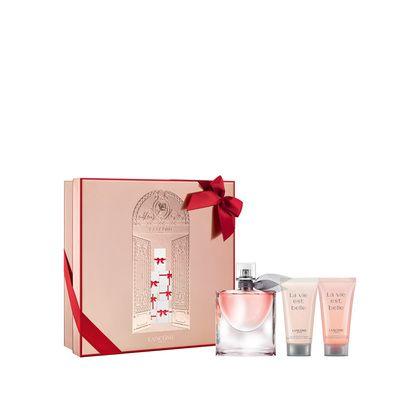 Coffret Parfum Femme Marionnaud, achat Coffret Lancôme LA VIE EST BELLE Eau de Parfum prix promo Coffrets Cadeaux Marionnaud 79.00 €