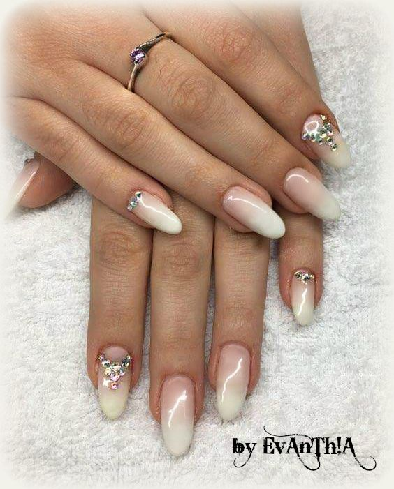 #nails #babyboom #strass #cmarso #by_Evanthia