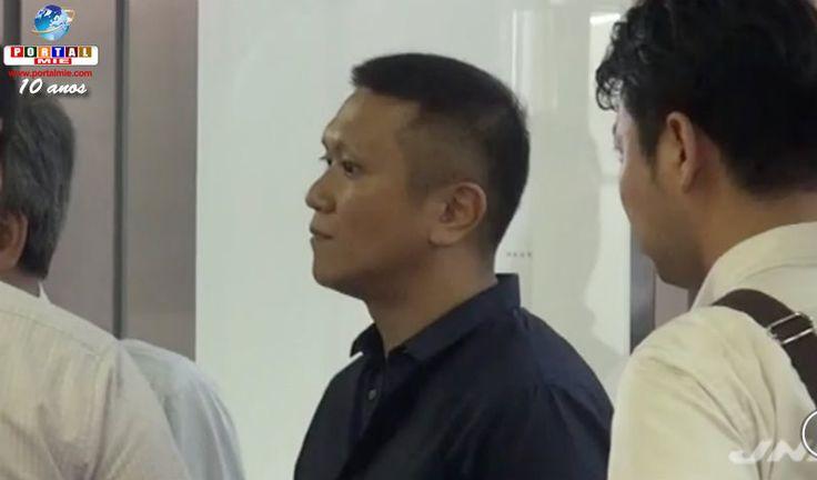Ex-líder de gangue chinesa e ex-integrante da yakuza é preso
