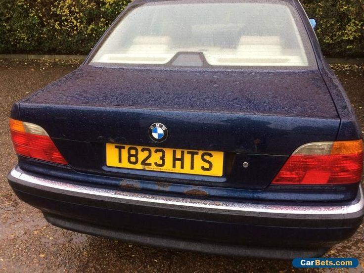 1999 BMW 728I AUTO BLUE #bmw #728iauto #forsale #unitedkingdom