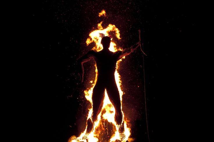 Wickerman Burning | The Wickerman Festival