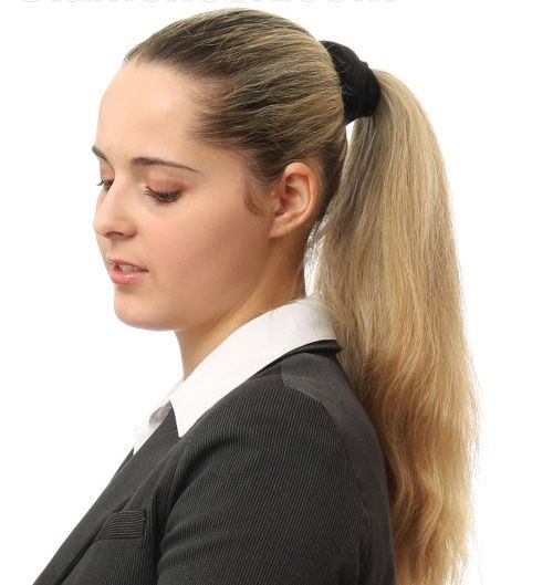 office hair style 50 best images about office hair styles on 9281