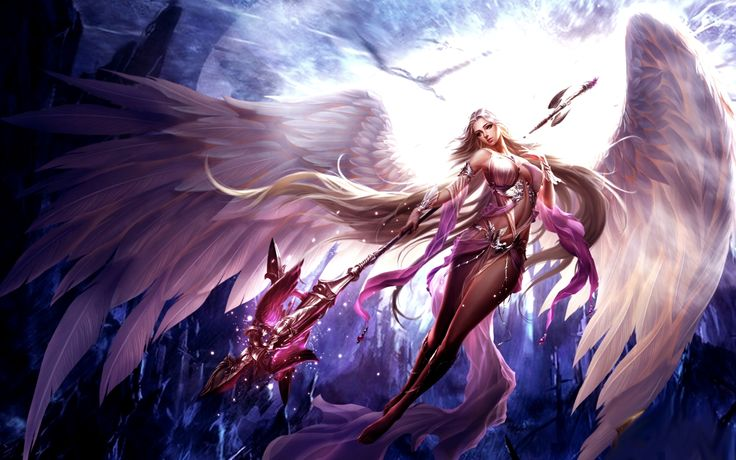 Wallpaper Anime Girl Malaikat 110 Best Images About Angels On Pinterest Angel Pictures