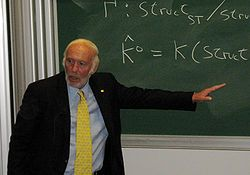 James Simons 2007