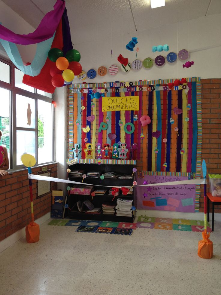 Biblioteca preescolar