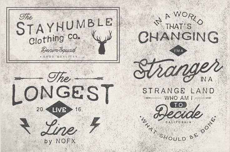 Dreaming Typeface by Lickerantony on @creativemarket