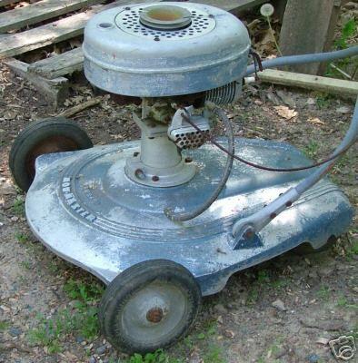 Vintage Mowers - Mowmaster