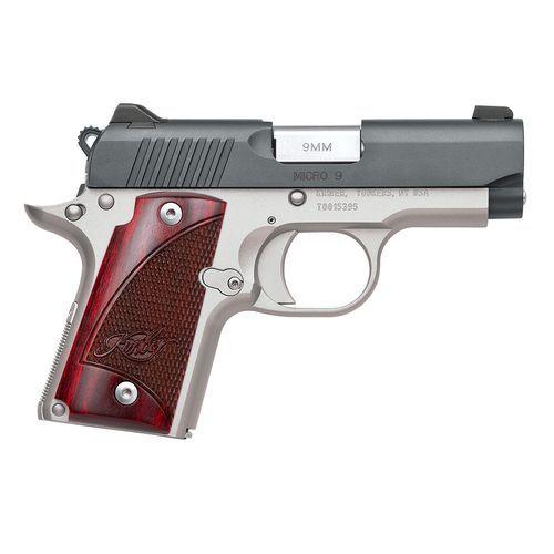 Kimber Micro 9 9mm Semiautomatic Pistol | Academy
