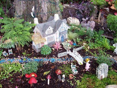 Large Fairy Garden Ideas my favorite outdoor exploration fairy gardens great for imagination building autonomy strengthening Find This Pin And More On Fairy Gardens