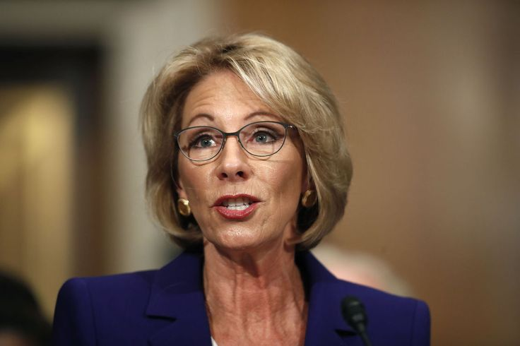 Virginia Sen. Tim Kaine raked Betsy DeVos over the coals during the recent hearing over her nomination to head the Education Department. That's fine: Asking tough questions is exactly what a good senator should do. DeVos floundered trying to answer some of Kaine's.