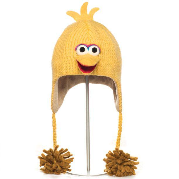 Big Bird czapka Knitwits