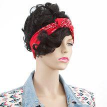 DIY Haar-Accessoires: Pin-up Bandana Haartuch verlängern