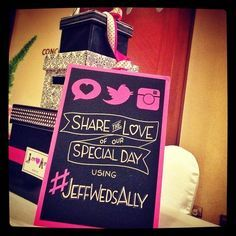 clever hashtags for weddings - Google Search