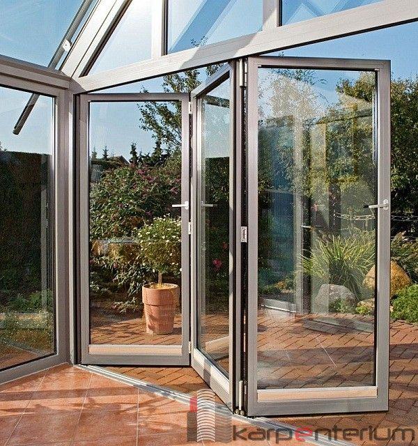 La puerta plegable de pvc es la solución ideal para abrir grandes huecos libre…