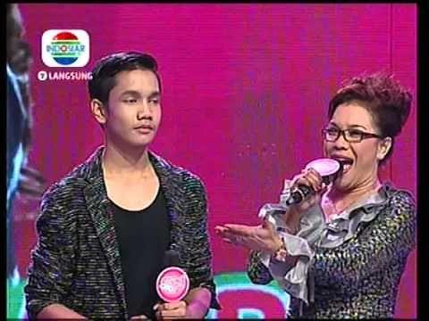 Mamamia Indosiar 2014 Calvin Tangerang Konser Nominasi 8 Oktober 2014