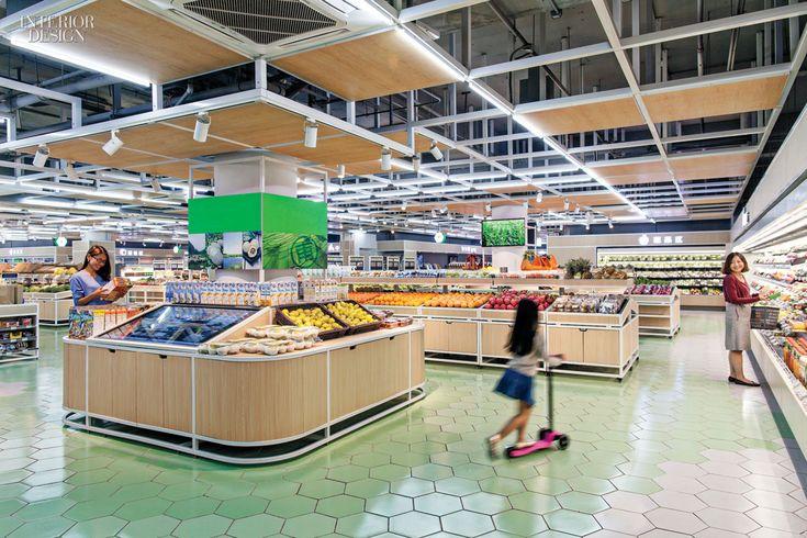 Latitude Studio Designs Beijing's First Organic Supermarket