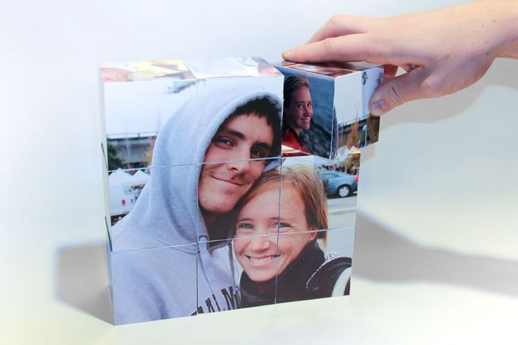 Instructables: How to make a Photo Block Puzzle. I SO want to do this!