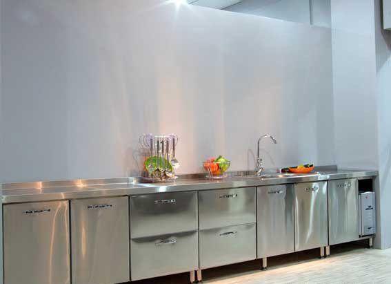 best 25+ stainless steel kitchen cabinets ideas on pinterest