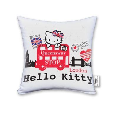 Hello Kitty Lisanslı Dekoratif Kırlent - netlence.com