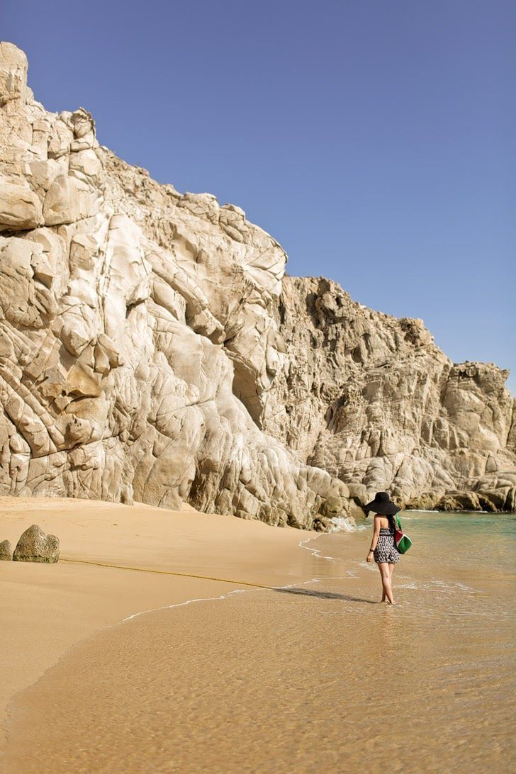 Your Essential Guide to Lovers Beach and Divorce Beach in Cabo San Lucas Mexico // Local Adventurer
