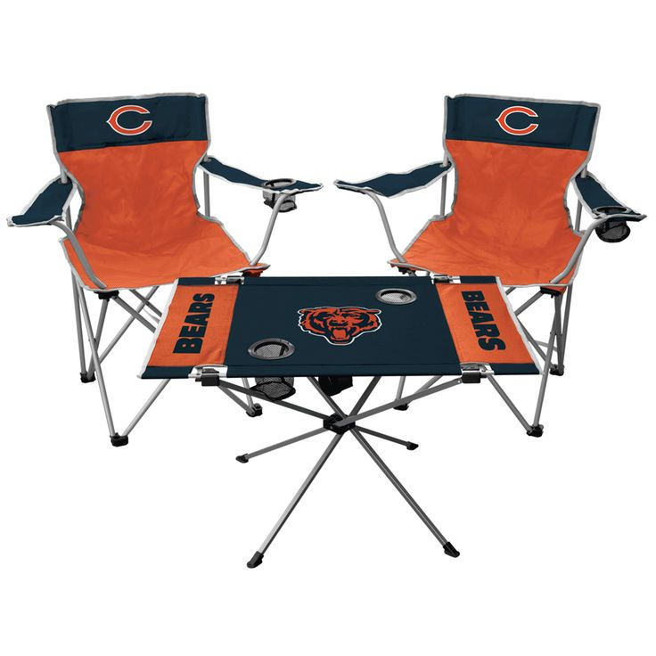 Chicago Bears Tailgate Chair & Table Set - $79.99