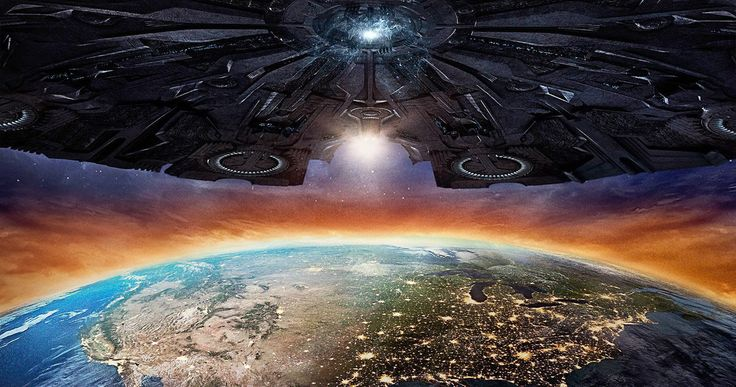 How Big Is the Mothership in 'Independence Day 2'? -- Director Roland Emmerich explains just how massive the incoming Mothership is in the destructive summer sequel 'ID4: Resurgence'. -- http://movieweb.com/independence-day-2-resurgence-mothership-size/