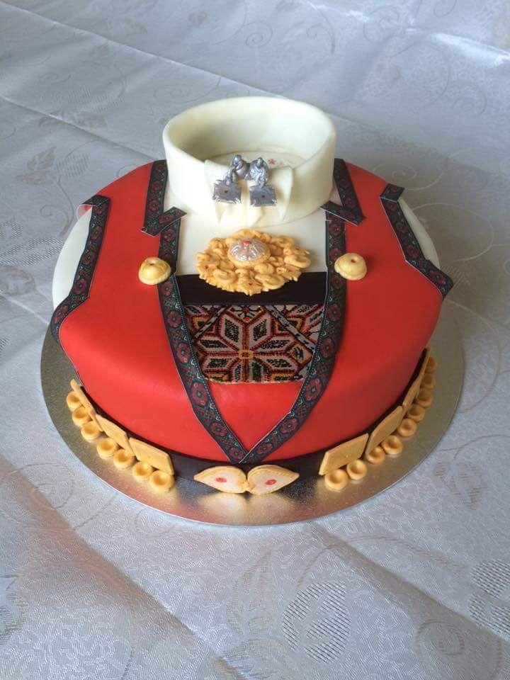 Bunad cake