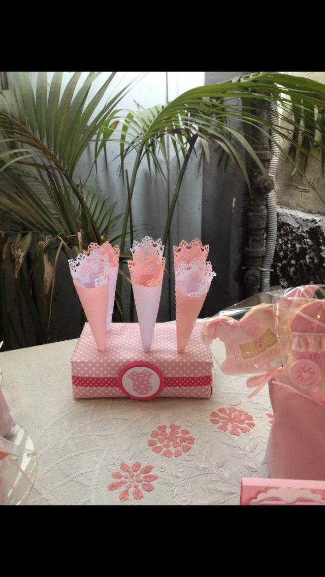Candies cones!