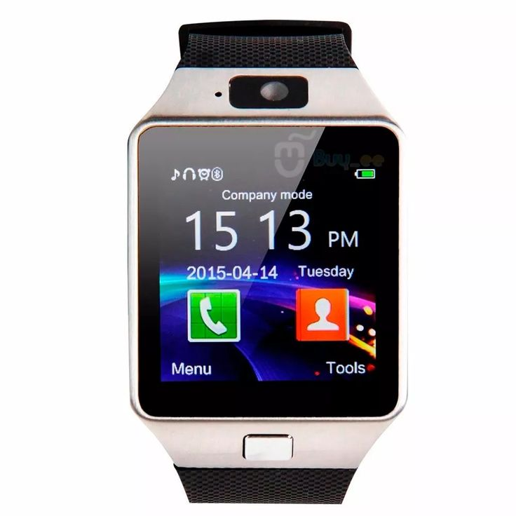 reloj celular smartwatch camara sim inteligente dz09 microsd