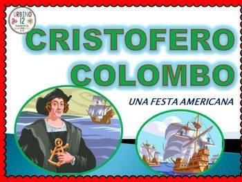 This informative text is ideal for the Columbus Day holiday in your beginning Italian class! Please note that this file is entirely in Italian. Students will be able to view and comprehend an illustrated powerpoint to help them learn about Christopher Colombus and the American holiday in the target language (Italian).